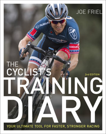 The Cyclist's Training Diary, 2nd Ed.