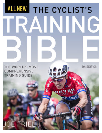 The Cyclist's Training Bible, 5th Ed.